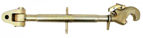 Oberlenker mit Fanghaken + Gabelkopf M36x3,0mm Kat 3 Arbeitslänge 600-920mm passend John Deere