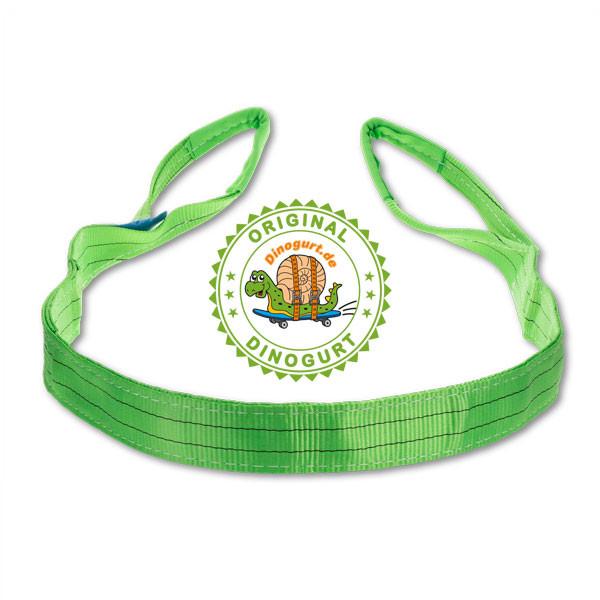 Hebeband Breite 60mm, Länge 5m, 2000kg, Farbe grün mit Sicherheitsfaktor 7:1 nach DIN EN 1492-1