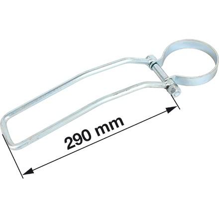 Halterung für Oberlenker mit Zylinderdurchmesser 80mm in Top Qualität