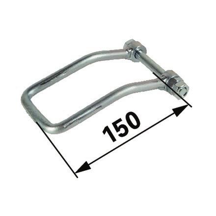 Haltebügel für Oberlenker Länge 150mm in Top Qualität