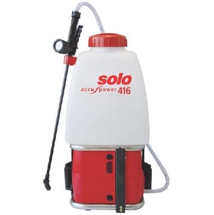 Akku Rückenspritze Solo 416 mit Behältervolumen 20 Liter