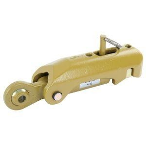 ASST-B Stabilisator Grundkörper mit Bolzen Bohrung 25,4mm für Deutz, Fendt, MF, New Holland, Case...