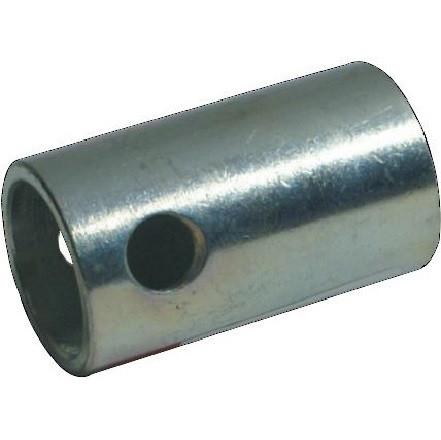 Reduzierhülse mit Bohrung von 36,6mm auf 28,7mm Kat 3/2 Länge 64mm in Erstausrüster Qualität